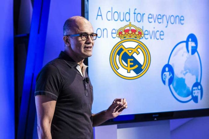 Real Madrid,Microsoft Services,Microsoft Azure,Real Madrid revenu, Sports Business News India
