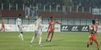 I-League 2020 Highlights,I-League Highlights,TRAU FC vs Chennai City FC Highlights,Shayan Roy,I-League 2020