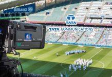 Tata Communications,eSports,4K Broadcast,100G Media Backbone,Sports Business News India