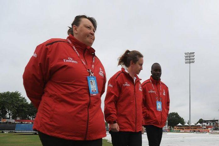 Nitin Menon,ICC World Cup 2020,ICC Women's T20 World Cup,GS Lakshmi,Women's T20 World Cup Umpires
