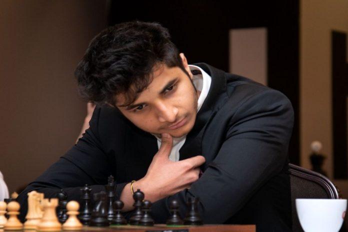 Vidit Gujrathi,Alireza Firouzja,Prague Chess Festival,P Harikrishna,Chess Tournament