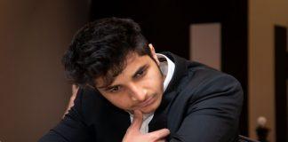 Vidit Santosh Gujrathi,Prague Chess Festival,Sam Shankland,India chess player,P Harikrishna