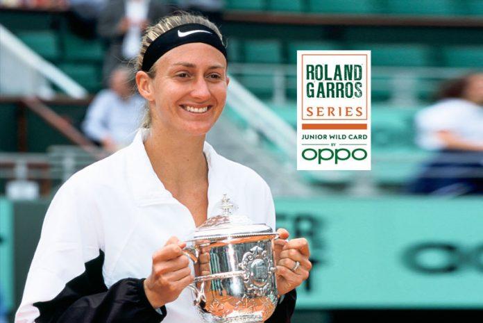 Mary Pierce,Roland Garros Grand Slam,Roland-garros 2020,Junior Wild Card Series,Roland-Garros Junior Wild Card Series