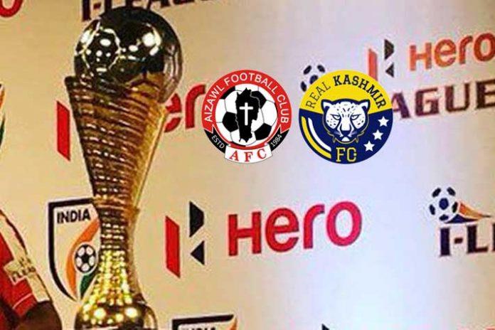 I-League LIVE,I-League LIVE streaming,I-League LIVE telecast,Real Kashmir FC vs Aizawl FC LIVE,I-League 2020 LIVE