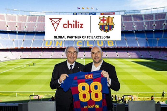 FC Barcelona,Barça Fan Tokens,Chiliz Token,Josep Pont,Sports Business News