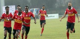 I-League 2020 Highlights,I-League Highlights,East Bengal FC vs Punjab FC Highlights,Ansumana Kromah,I-League 2020