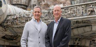 Walt Disney Company,Bob Chapek,Robert A. Iger,Walt Disney CEO,Sports Business News