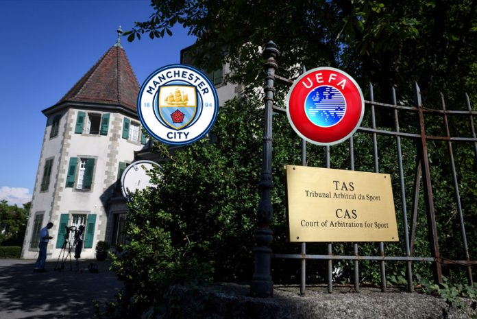 UEFA club,Manchester City,Court of Arbitration for Sport,Manchester City ban,Sports Business News