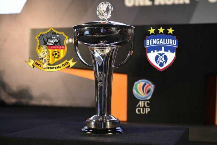 AFC Cup LIVE,AFC Cup LIVE Streaming,AFC Cup 2020 LIVE,Bengaluru FC vs Paro FC LIVE,AFC Cup LIVE telecast
