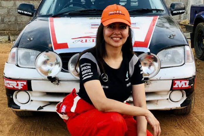IOS Sports,Garima Avtar,Mary Kom club,Indian rally car driver,Sports Business News