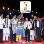 Goa2020,2020 Goa National Games,National Games 2020,National Games mascot,National Games