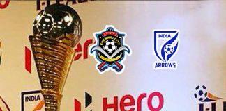 I-League LIVE,I-League LIVE Streaming,I-League LIVE telecast,I-League 2020 LIVE,Chennai City FC vs Indian Arrows LIVE