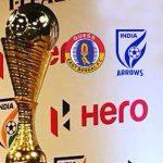 I-League LIVE,I-League LIVE Streaming,I-League LIVE telecast,I-League 2020 LIVE,East Bengal vs Indian Arrows LIVE