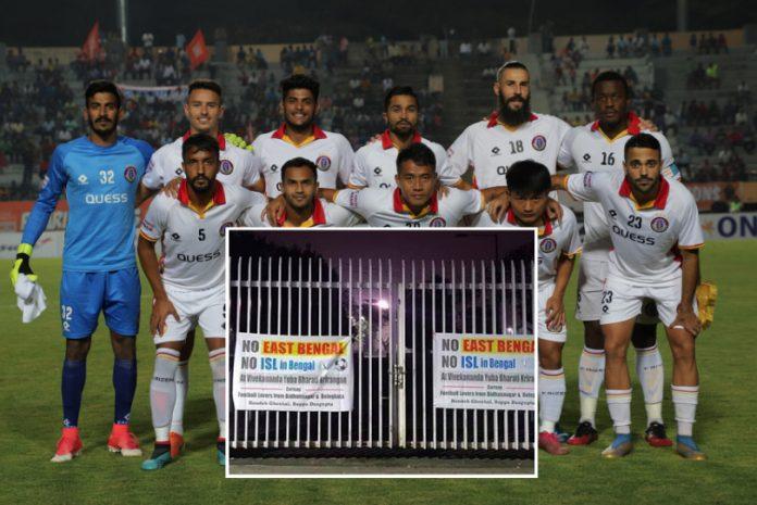 Indian Super League,East Bengal FC,Quess Corp,I-League,Mohun Bagan