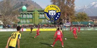 Aizawl FC,Real Kashmir FC,I-League,Kallum Higginbotham,Mason Roberston,Sandeep Chatto