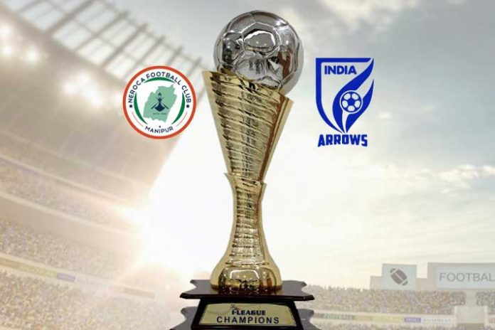 I-League LIVE,I-League LIVE Streaming,I-League LIVE Telecast,Neroca FC vs Indian Arrows LIVE,I-League 2020 LIVE