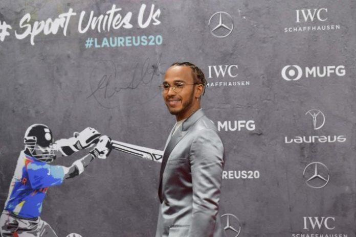 Lewis Hamilton,Lionel Messi,Lionel Messi Laureus award,Laureus World Sportsman of the Year award,Sports Business News