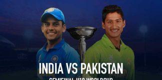 India vs Pakistan U19 world cup LIVE,ICC U19 world cup 2020 LIVE,India vs Pakistan U19 LIVE Streaming,IND vs PAK ICC U19 world cup LIVE,India vs Pakistan LIVE