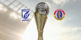 I-League 2020 LIVE,I-League LIVE,Indian Arrows vs East Bengal LIVE,I-League LIVE Streaming,I-League LIVE telecast
