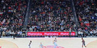 NBA teams,Mahindra sponsorship,Washington Capitals,Washington Wizards,Sports Business News