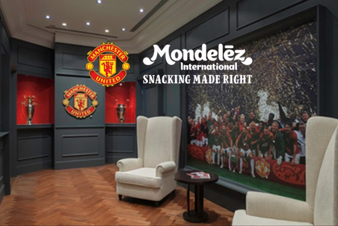 Manchester United,Mondelēz International,Richard Arnold,Cadbury,Sports Business News