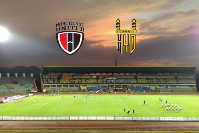 ISL LIVE,ISL LIVE Streaming,ISL LIVE telecast,Indian Super League LIVE,Hyderabad FC vs NorthEast United LIVE