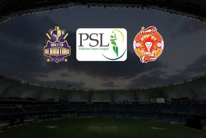 PSL LIVE,PSL LIVE Streaming,PSL LIVE telecast,Pakistan Super League LIVE,Islamabad United vs Quetta Gladiators LIVE