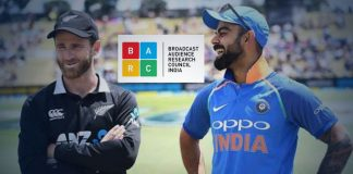 BARC Ratings,Star Sports,India - New Zealand,Star Sports 1 Hindi,Sports Business News India