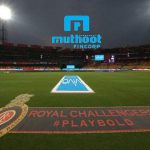 IPL 2020 sponsorship,Muthoot Fincorp,Royal Challengers Bangalore,RCB sponsorship,Sports Business News India