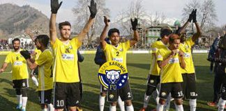 Real Kashmir FC,Hyderabad FC,Lalhmangaihsanga Ralte,Robin Singh,Sports Business News India