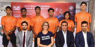 Mary Pierce,Roland Garros Junior Wild Card series,Junior Roland-Garros Championships,Indian tennis,Junior Roland-Garros Qualifiers