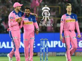 IPL 2020,Indian Premier League,Rajasthan Royals,BCCI,Sports Business News India