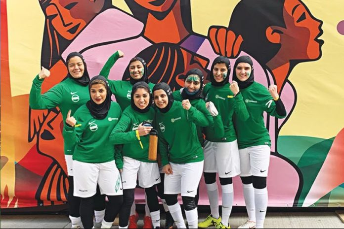 Women's football league,Saudi Sports for All Federation,Women's Football,Prince Khaled,Sports Business News