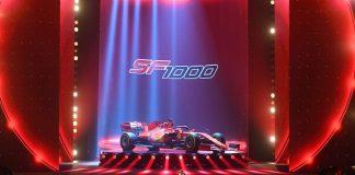 Ferrari F1,Formula 1,Louis Camilleri,Ferrari SF 1000,Sports Business News