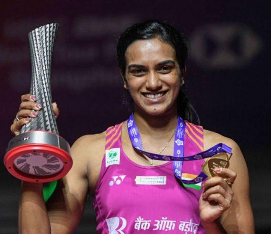 PV Sindhu,PV Sindhu Female Sportsperson of the Year,ESPN Female Sportsperson of the Year award,Saurabh Chaudhary,Sports Business News India
