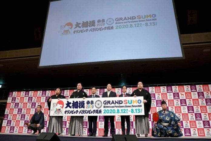 Tokyo 2020 Games,Japan Sumo Association,Tokyo Olympics 2020,Sumo event tokyo,Tokyo 2020