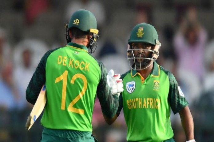 PAK beat SA in 1st ODI - Pakistan clinch final ball victory after Babar Azam ton: