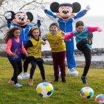 UEFA Women's Football,Disney,European girls football,UEFA Playmakers,Sports Business News