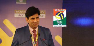 Volleyball Federation of India,VFI elections,Ramavtar Singh Jakhar,VFI constitution