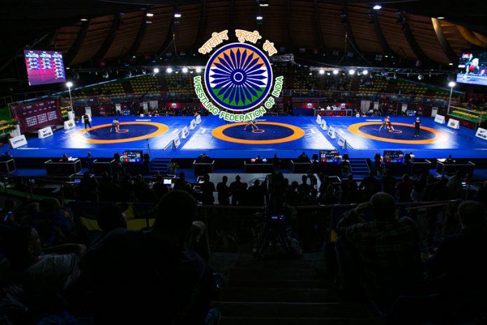 Wrestling Federation of India,WFI,Asian Olympic Qualifiers,Asian Olympic Wrestling Qualifiers,Wrestling News India