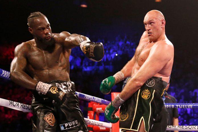Deontay Wilder,Tyson Fury,Pro heavyweight bout,Wilder vs Fury II,Sports Business News