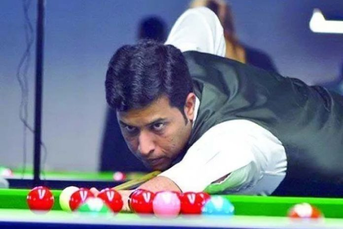 Pakistan snooker player,Muhammad Asif,National Snooker Championship,Alamgir Sheikh,Pakistan Sports Board