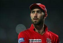 IPL 2020,Indian Premier League,Glen Maxwell,Kings XI Punjab,Glen Maxwell elbow injury