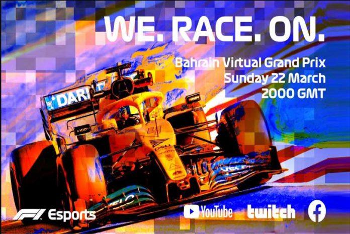 Formula 1,Virtual Grand Prix series,F1 Virtual Grand Prix series,Formula 1 races schedule,Virtual Grand Prix