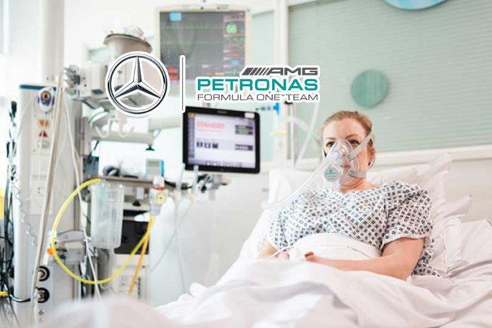 Formula 1,Coronavirus,Formula 1 Mercedes,F1 team,Andy Cowell