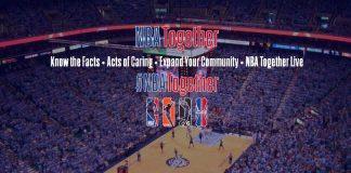 NBA games,Coronavirus,NBA Togrther LIVE,WNBA,NBA Players