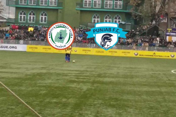 I-league LIVE,I-league LIVE Streaming,I-league LIVE telecast,Neroca FC vs Minerva Punjab FC LIVE,I-league 2020