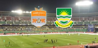 AFC Cup 2020,AFC Cup 2020 Live,AFC Cup Live,Chennai City FC vs Maziya S&R Club Live,AFC Cup