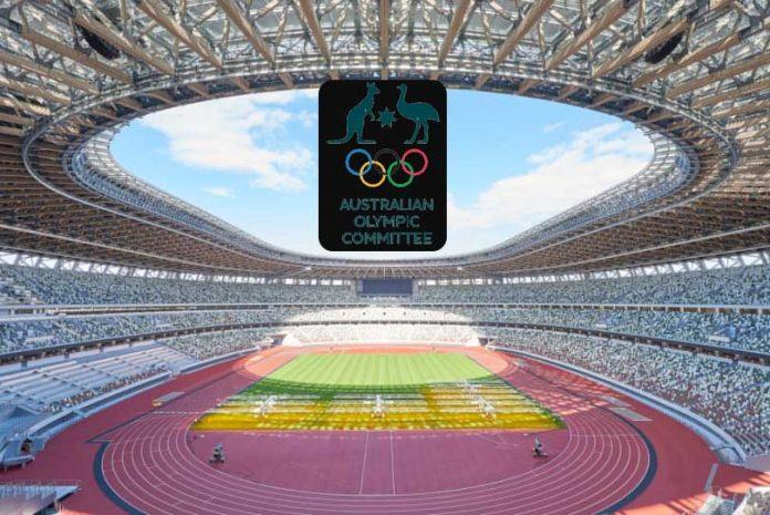Australian Olympic Committee,2021 Tokyo Olympic,Tokyo Olympic Games,Australian athelets,Australian Olympic