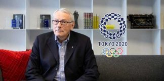 Tokyo 2020 Games,Tokyo 2020,Tokyo 2021,Dick Pound,2020 Tokyo Olympics